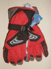 Zanier Alpine Ischgl WG - Herren Handschuhe - rot