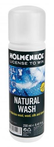 Holmenkol Natural Wash - für Naturfasern - 250 ml