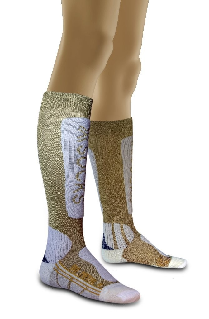 X-Socks Ski Metal Lady - 1 Paar Damen Skisocken