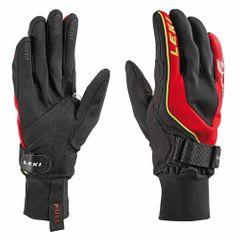 Leki Shark Cruiser - rot -  Langlauf Handschuhe mit Trigger S