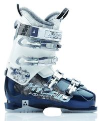 Fischer Hybrid Women 9 plus - Damen Skischuhe - MP 24.5 (EU 38)