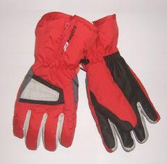 Zanier Ramsau - Jugend Handschuhe - rot