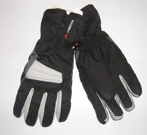 Zanier Ramsau - Jugend Handschuhe - schwarz