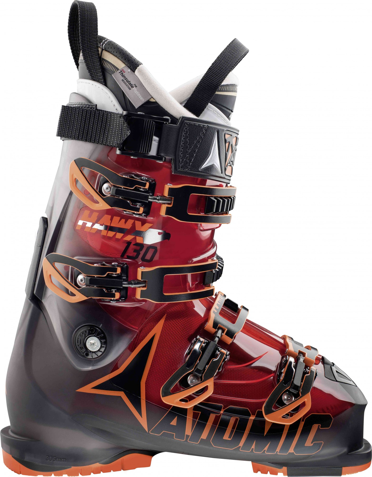 Atomic Hawx 130 - 1 Paar All Mountain Skischuhe - MP 31.5
