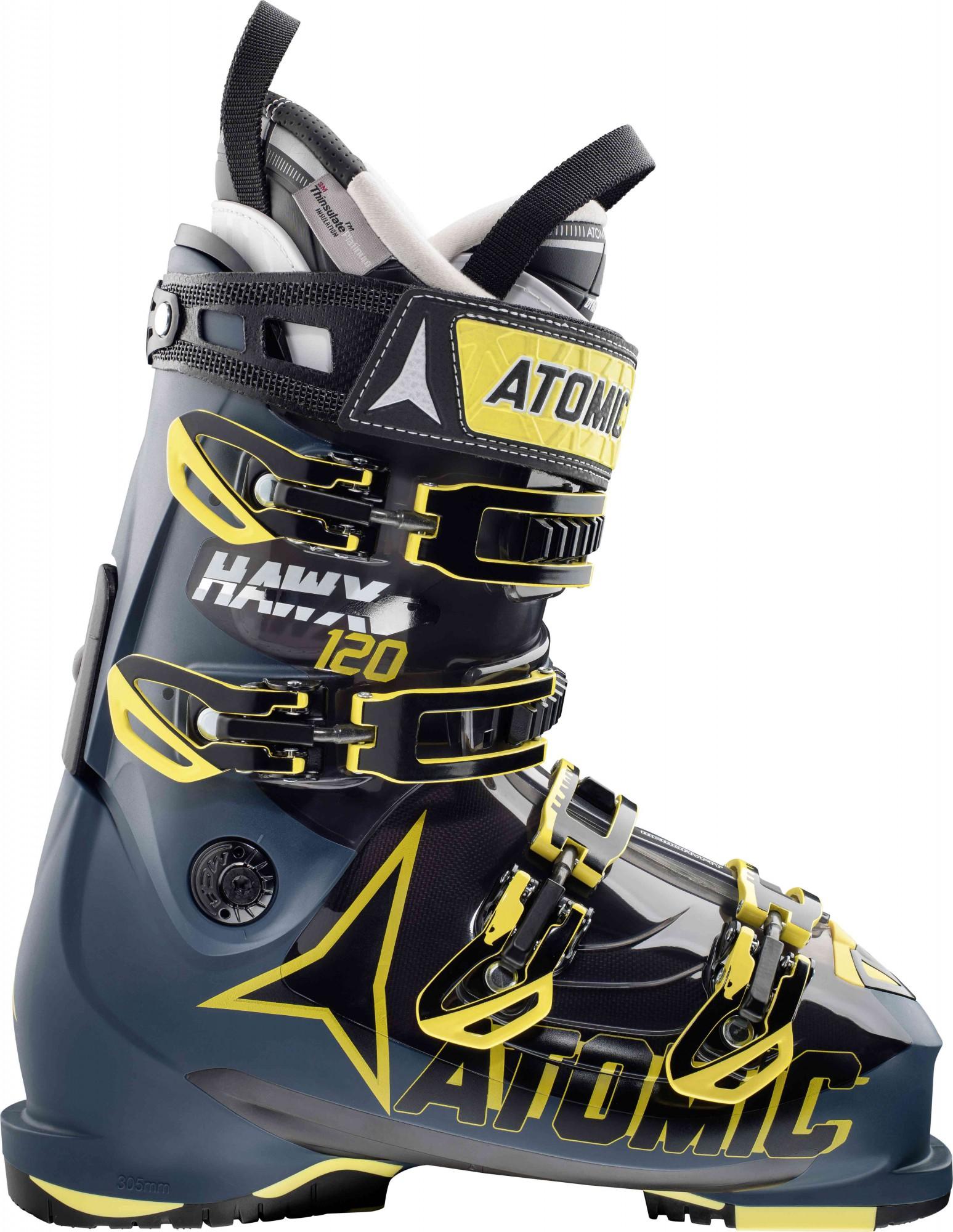Atomic Hawx 120 - 1 Paar All Mountain Skischuhe - MP 31.5