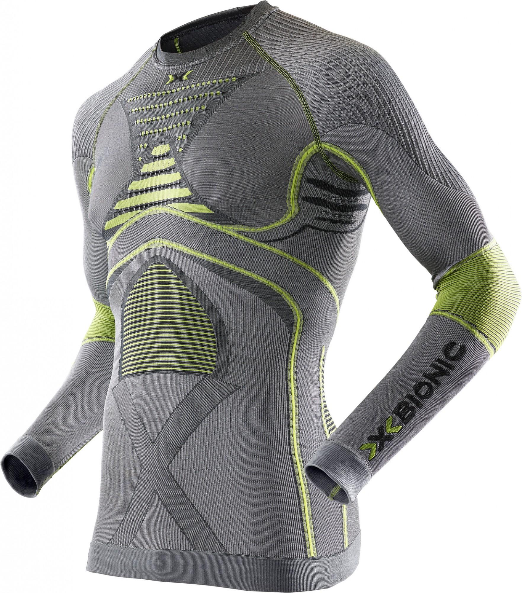 X-Bionic Man Radiactor Evo UW Shirt - Rundkragen/Langarm Shirt - I020315