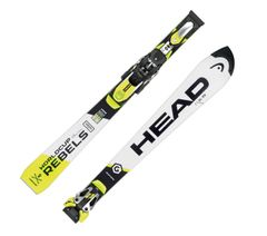 Head Worldcup Rebels i.SL RD inkl. Freeflex Evo Bindung - 168 cm