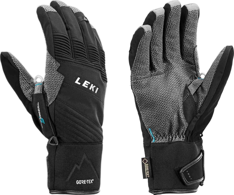 Leki Tour Pro V GTX - Touren Handschuhe mit Trigger S Vertical