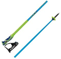 Leki Green Bird Alu / 16mm - Unisex Freeski Skistöcke
