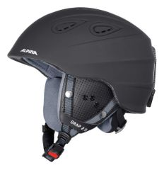 Alpina Grap 2.0 - Allmountain Skihelm - black matt - Gr. 61-64
