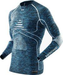 X-Bionic Man Accumulator Evo Melange UW Shirt - Rundkragen/Langarm Shirt - I100664