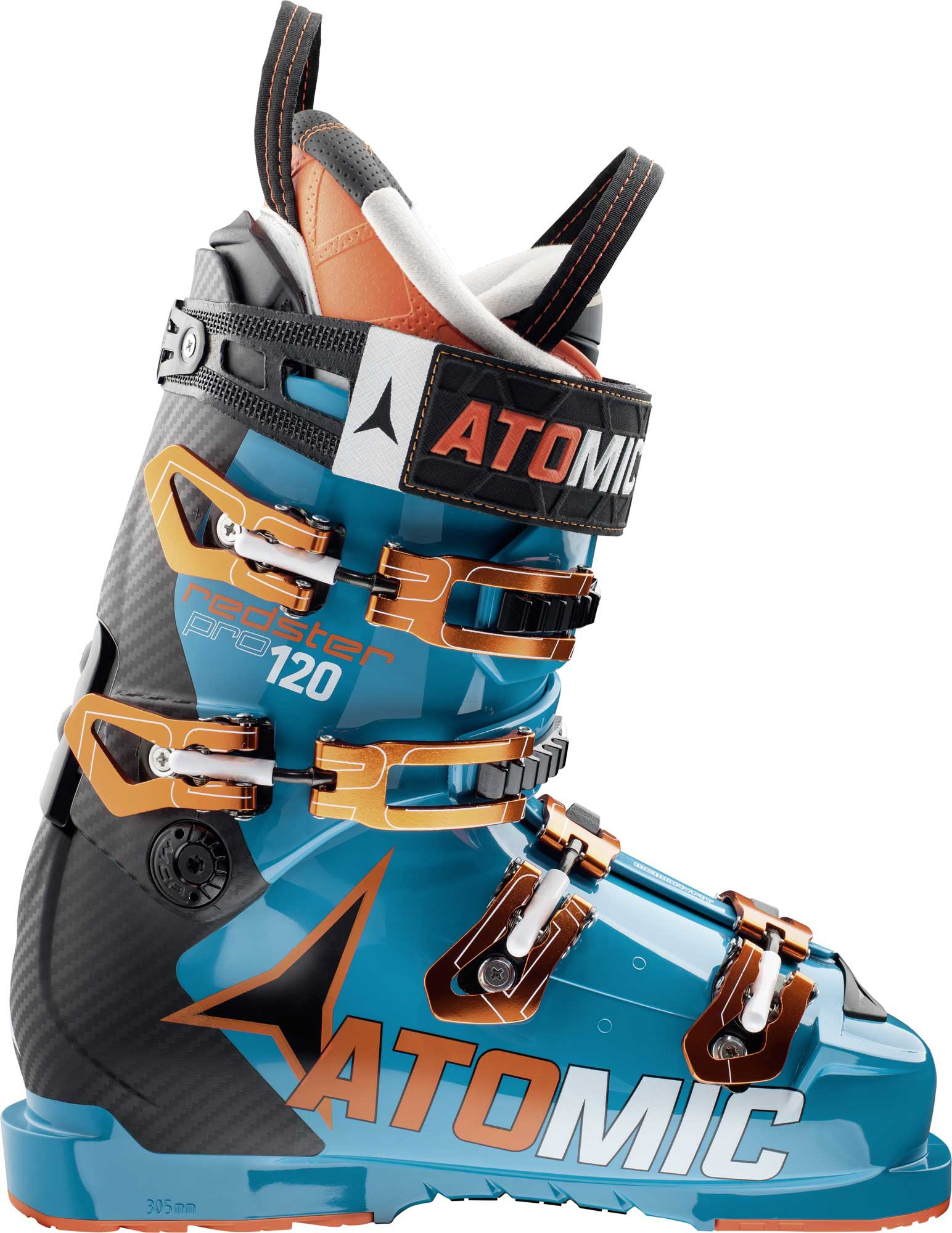 Atomic Redster Pro 120 - 1 Paar High Performance Skischuhe