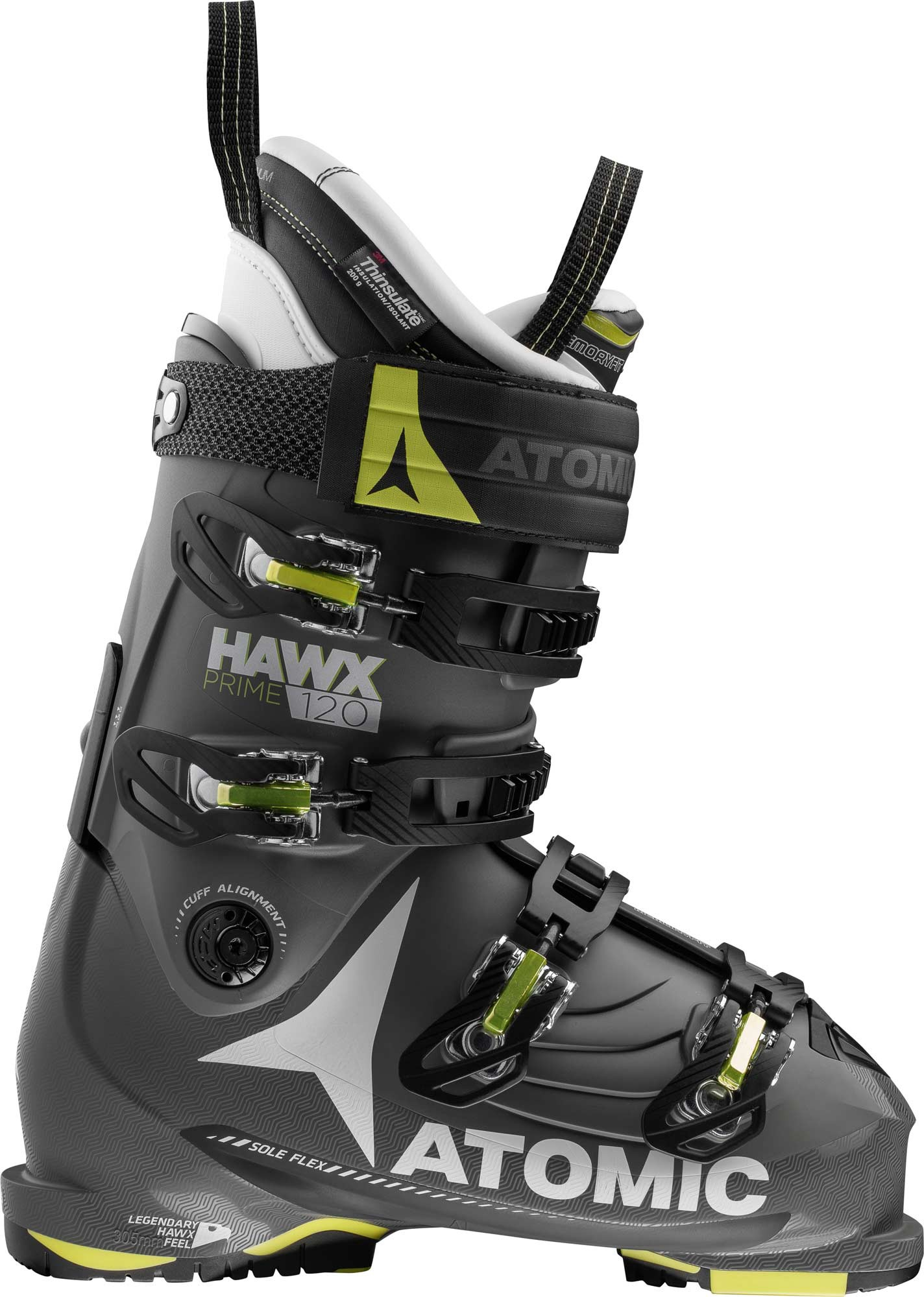 Atomic Hawx Prime 120 - 1 Paar All Mountain Skischuhe - MP 31/31.5