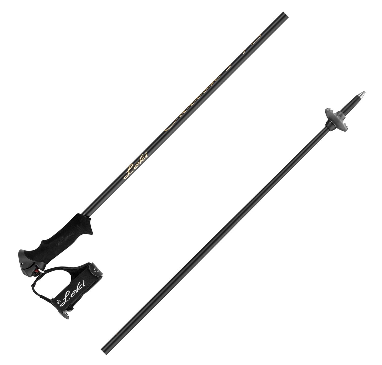 Leki Carbon 14 S Lady /14 mm - Damen Skistöcke mit Trigger S