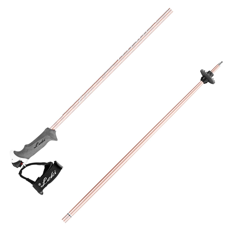 Leki Artena S /14 mm - Damen Skistöcke mit Trigger S