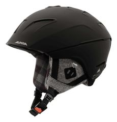 Alpina Cheos - Freeride Skihelm - charcoal matt