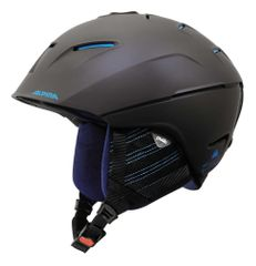 Alpina Cheos - Freeride Skihelm - nightblue - denim matt