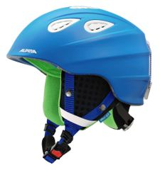 Alpina Grap 2.0 - Allmountain Skihelm - blue matt