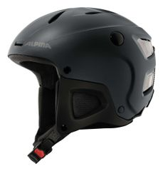Alpina Attelas - Allmountain Skihelm - nightblue matt