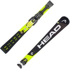 Head Supershape i.Speed SW inkl. PRD 12 GW Bindung (2019) - 170 cm
