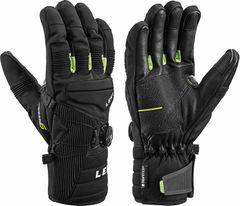 Leki Progressive Tune S Boa MF Touch - black lime - Handschuhe mit Trigger S