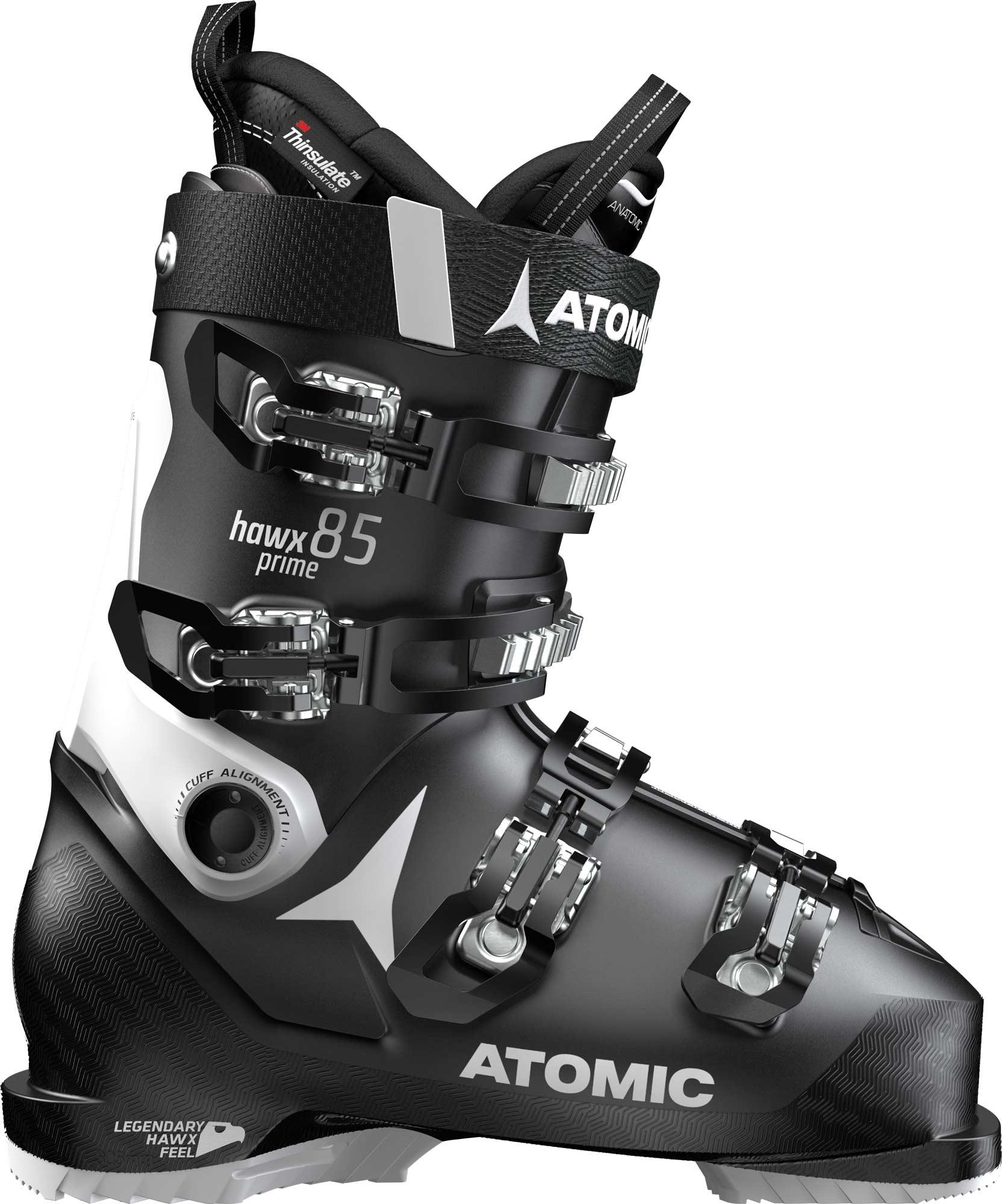 Atomic Hawx Prime 85 Women - black/white (2019/20)