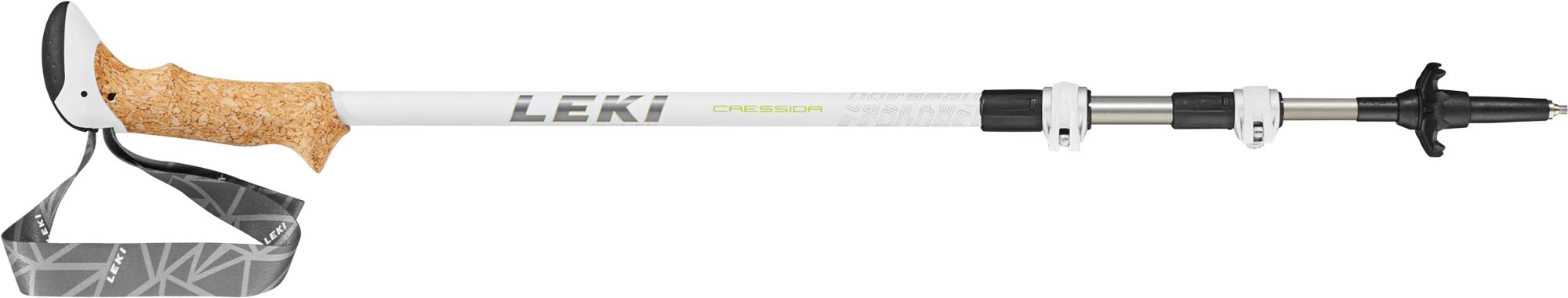 Leki Cressida - ultraleichte Damen Trekkingstöcke (90-125 cm)
