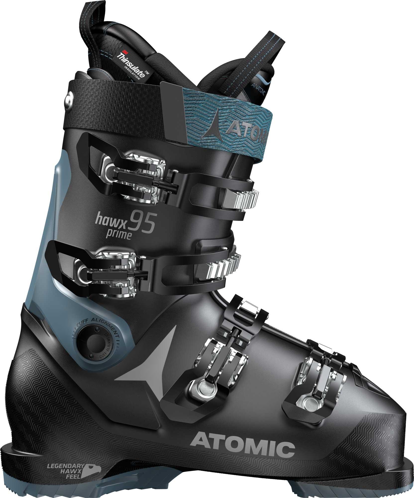 Atomic Hawx Prime 95 Women - black/denim blue (2019/20)