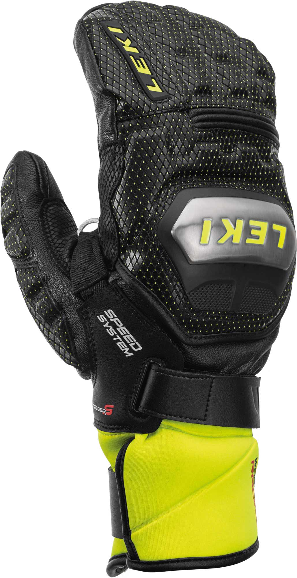 Leki Worldcup Race TI S Speed System Mitten - Fausthandschuhe mit Trigger S