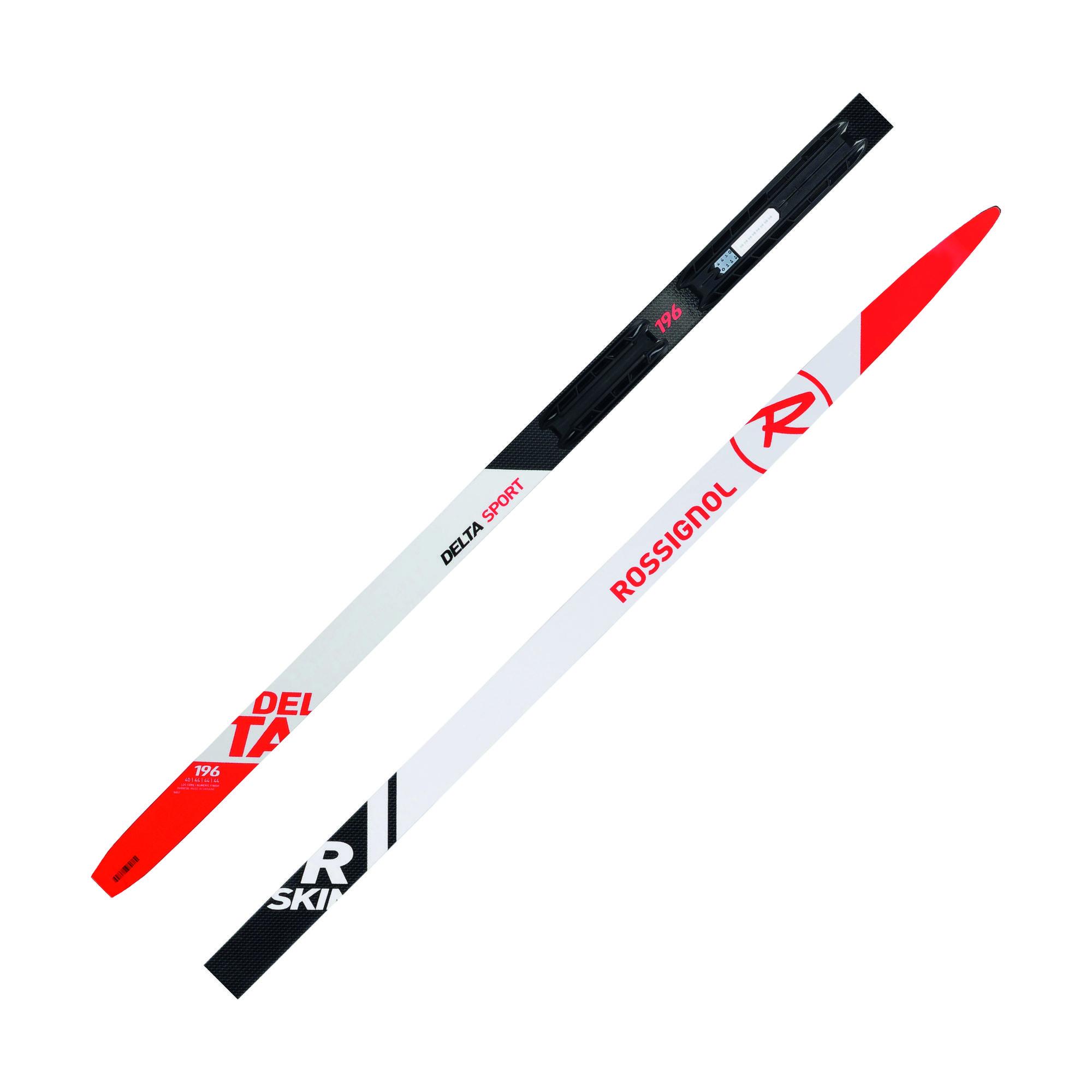 Rossignol Delta Sport R-Skin Stiff IFP  - extra harte R-Skin Race Langlauf Ski - 206 cm
