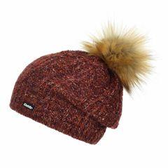 Eisbär Dita Lux Damenmütze - roteffekt (30689-300)