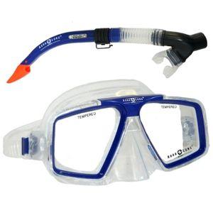 Aqua Lung SET COZUMEL PRO / DIEGO DRY  Set blau