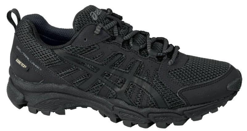 b7af11c9437818 asics Damen Laufschuh GEL-TRAIL LAHAR 4 G-TX Goretex Trail-Running schwarz