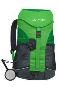 VauDe Puck 10 Liter Kinder Rucksack grass/applegreen