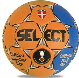 Select Handball Triumph Spielball orange/blau