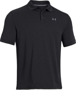 Under Armour EU Performance Polo Herren Loose Fit HeatGear schwarz