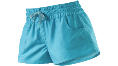 FireFly Mädchen Bade Short Barbie Turquoise