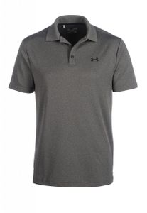 Under Armour EU Performance Polo Herren Loose Fit HeatGear grau