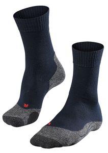 FALKE Damen Trekking Socken Medium-volume Trekking Socke TK2 marine