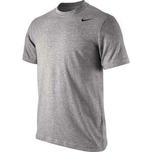 Nike Dri Fit Herren Freizeit Training T-Shirt DFCT VERSION 2.0 grau