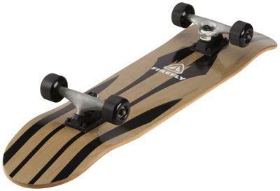 FIREFLY Skateboard Gentleman/Logo schwarz-grau
