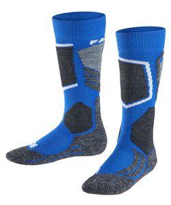 Falke Kinder Ski Socke Skisocken SK2 Kids olymbic blau