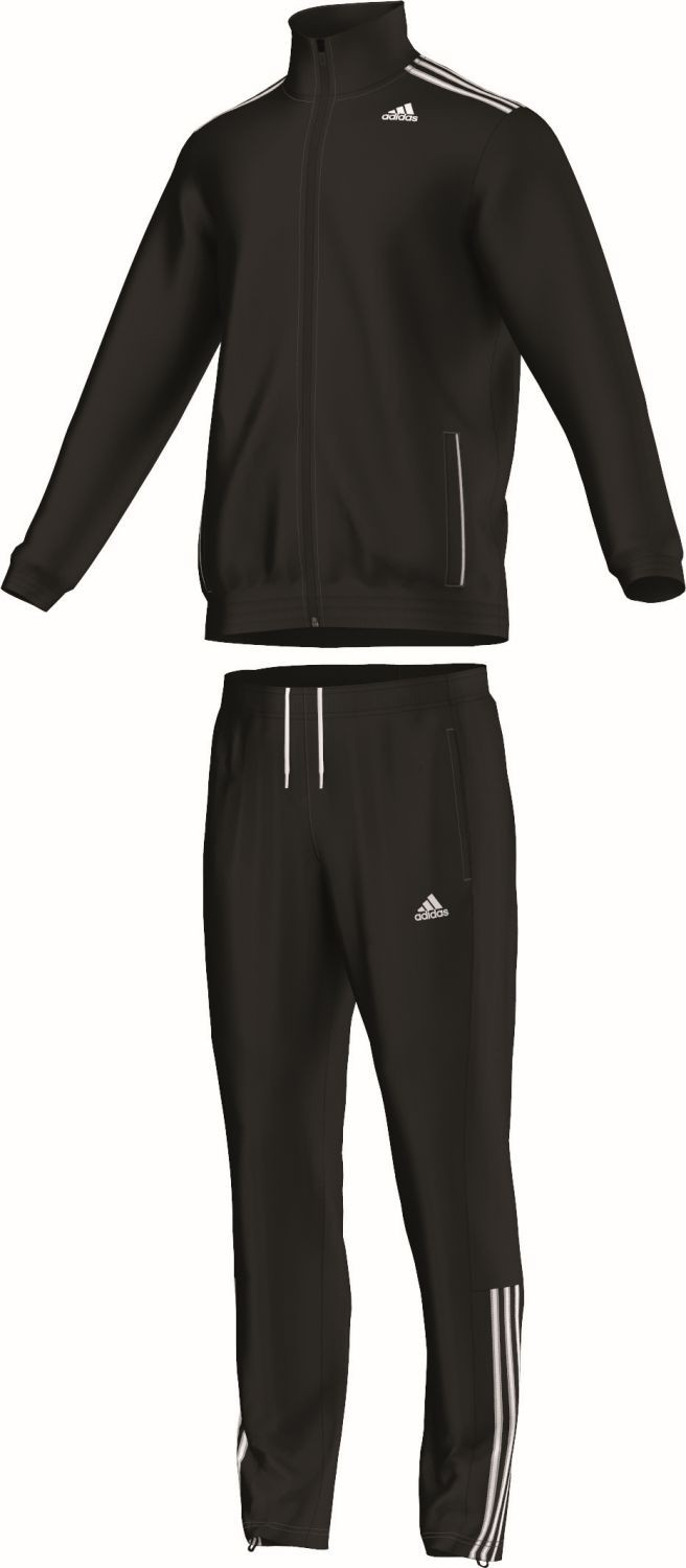 adidas performance herren trainingsanzug tracksuit entry. Black Bedroom Furniture Sets. Home Design Ideas