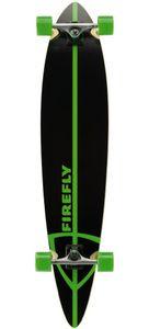 Firefly Longboard Surfer schwarz / grün / braun