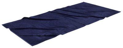 Etirel Sport-Bade-Handtuch Finn Blueberry 80x160cm