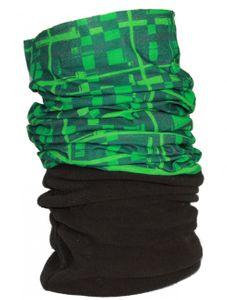 McKinley Kinder Multifunktionstuch Silke Winter Macky grün