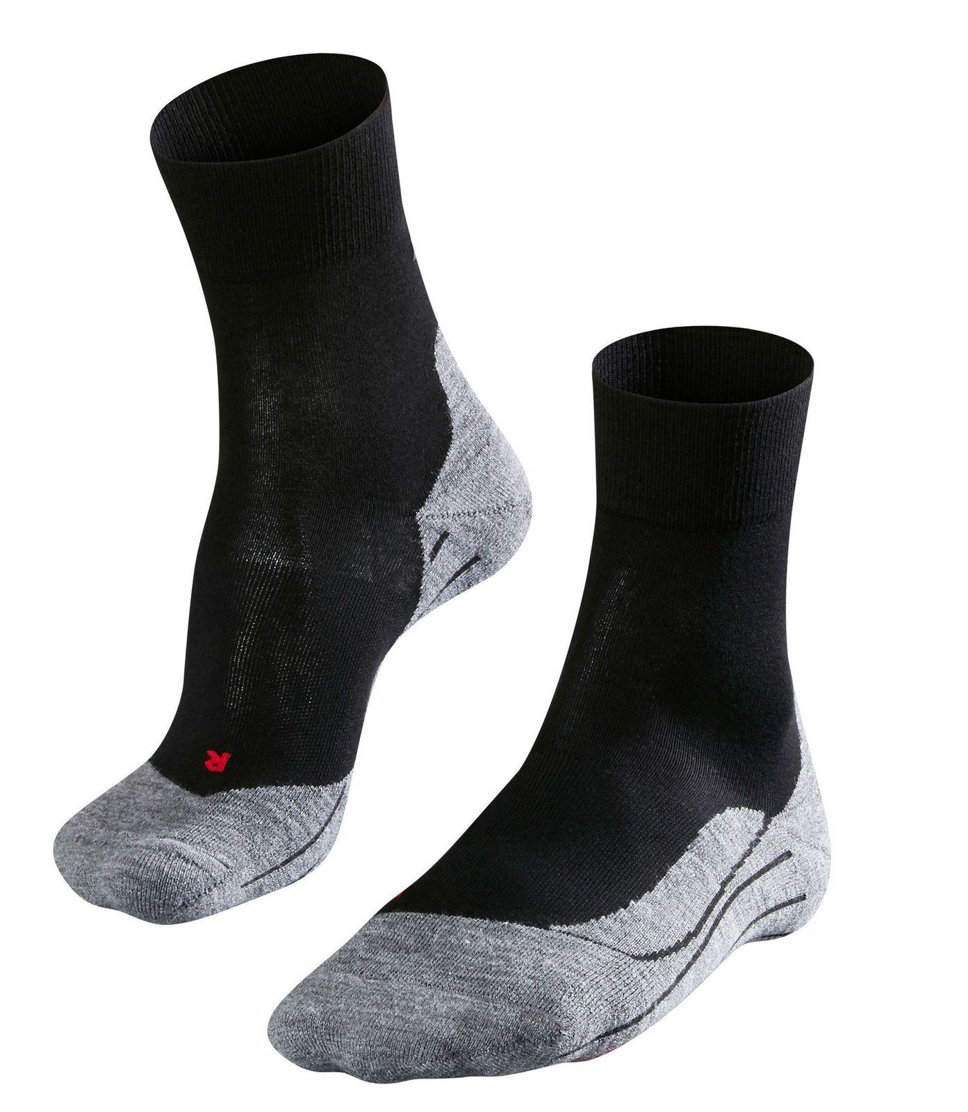 schwarz Falke Damen Ski-Socken Skisocken SK4 Women black mix