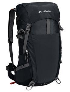 VauDe Wander Trekking Expeditions Rucksack Brenta 30 Liter schwarz