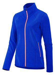 schneider sportswear Damen Freizeit Fitness Trainingsjacke NAYLAW flashpurple