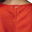 adidas Damen Laufshirt T-Shirt Response SS Tee W core red Bild 8